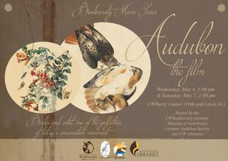 Audubon movie poster