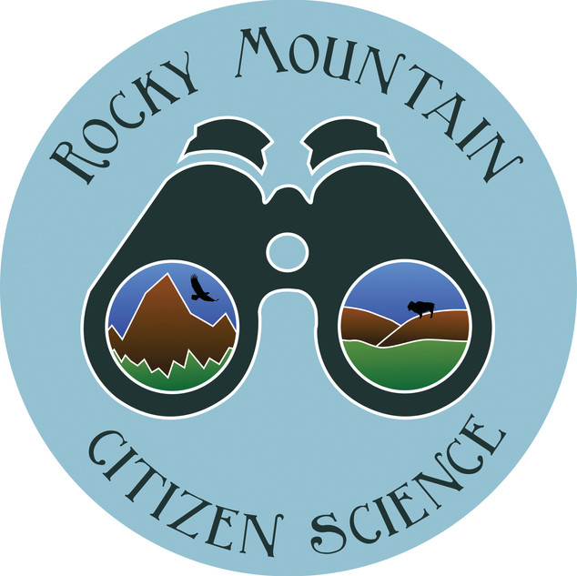 Rocky Mountain Citizen Science Logo