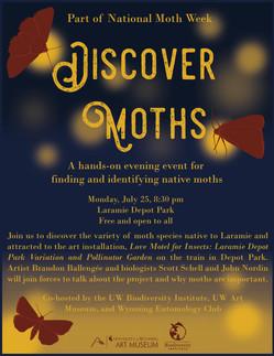 Mothing poster