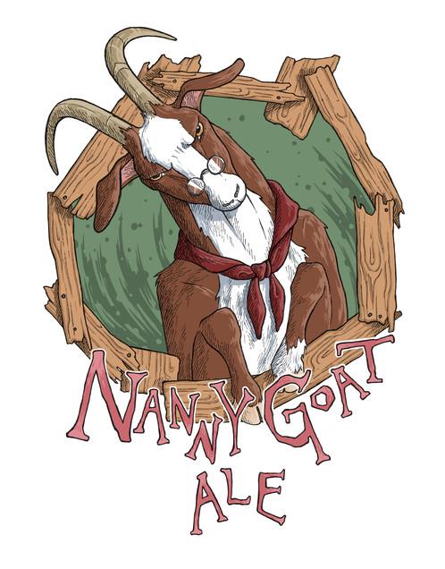 Nanny Goat Ale