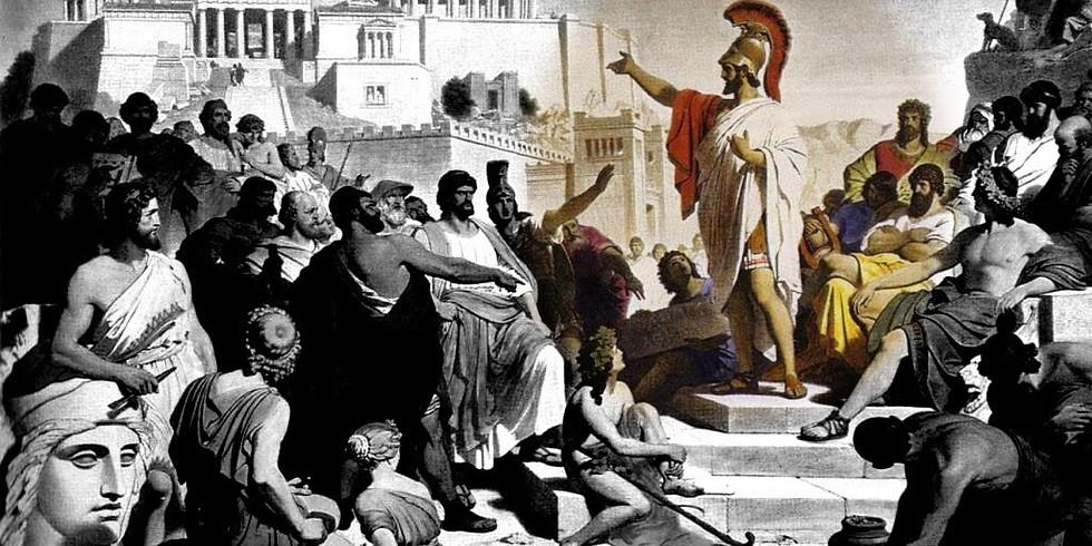 Ήταν τρελοί αυτοί οι Αθηναίοι…; Γνωρίζοντας τους σύγχρονους ήρωες της κλασικής Αθήνας