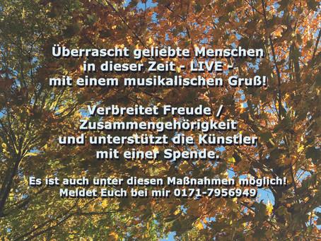 Musikalischer Gruß - LIVE
