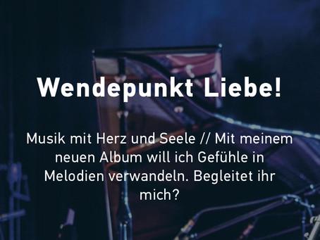 """Crowdfunding-Projekt🎙Mike Janipka Album """"Wendepunkt Liebe!"""""""