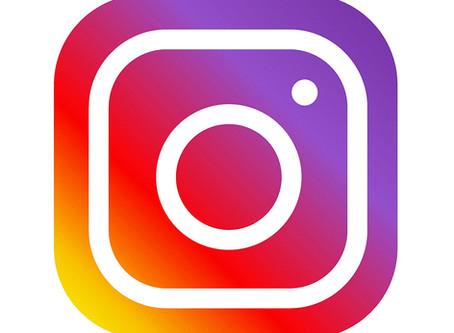 Jetzt auch auch auf Instagram