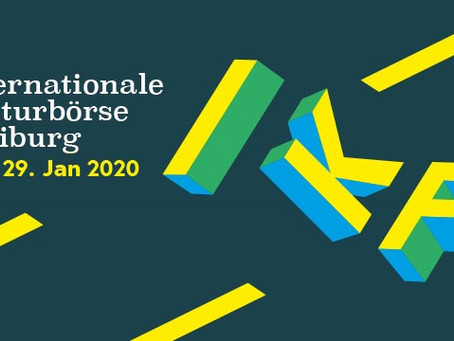 Internationale Kulturbörse Freiburg 26.-29. Januar 2020