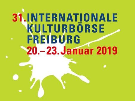 Internationale Kulturbörse Freiburg 20.01.19 - 23.01.19