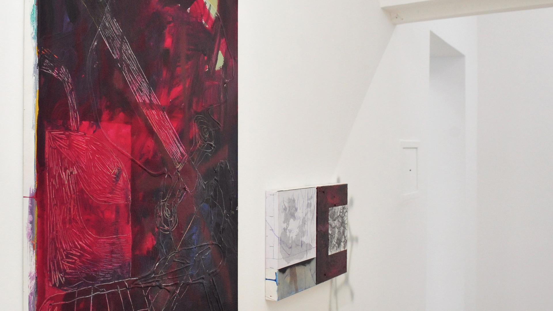 Wolfgang Günther / Emde Gallery / Soloshow / Mainz, 2020