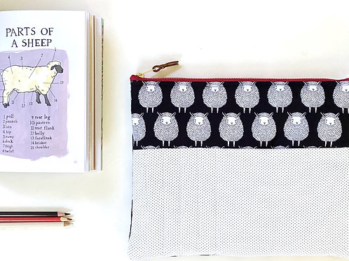 The Kendall Study Pouch