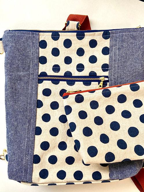 New Backpack / Crossbody
