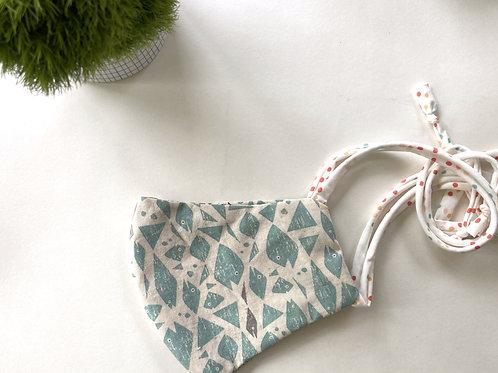 Adult Size Fabric Mask