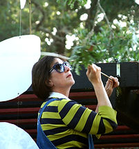 Tamar Assaf Hanging Otoliths