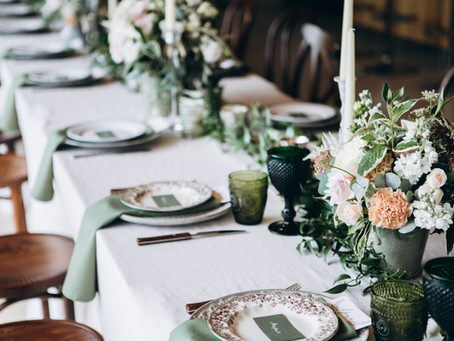 Welcome to Blush & Blossom- Wedding and Event Planning!