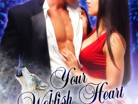 Your Wolfish Heart by Erzabet Bishop & Gina Kincade ~Sweeter Than Chocolate: Valentine's Day Antholo