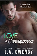 Love & Consequences UPDATED Ebook Cover.