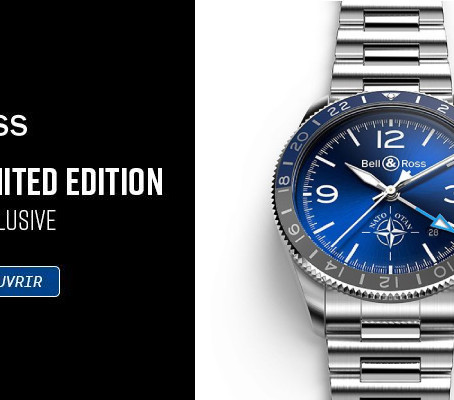 Bell & Ross Exclusive: Limited Edition NATO Timepiece