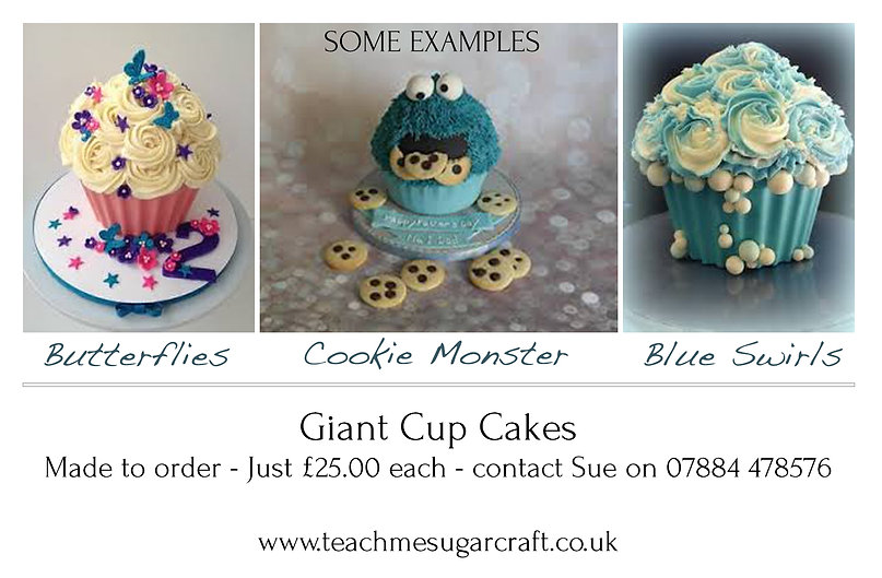 Cake Smash Photography - Giant Cupcakes - Bristol