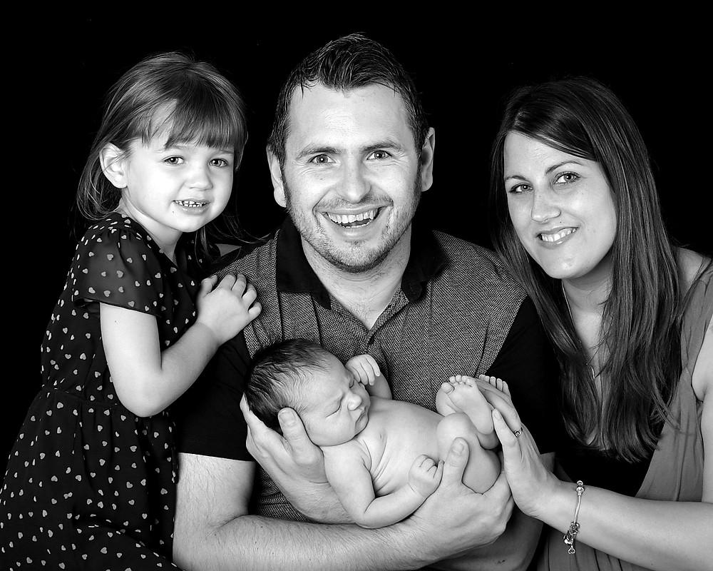 Zara newborn shoot