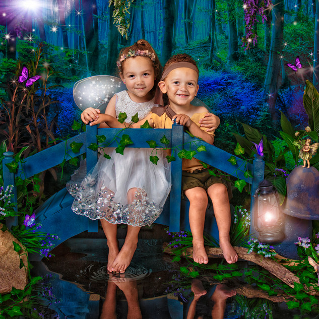 Fairy and Elf shoots