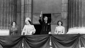 VE Day - Friday 8th May 2020