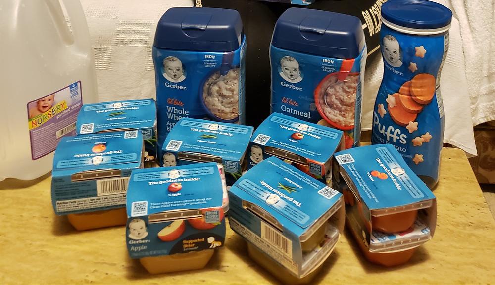 Kroger Food Items