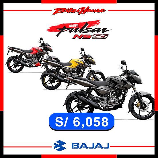 Bajaj N125
