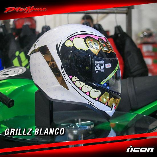 Icon Grillz Blanco