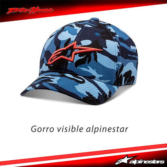 Gorro Alpinestars Visible Azul