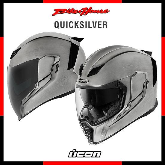Casco Icon Quick Silver