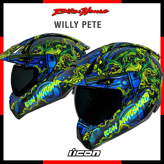 Casco Willy Pete