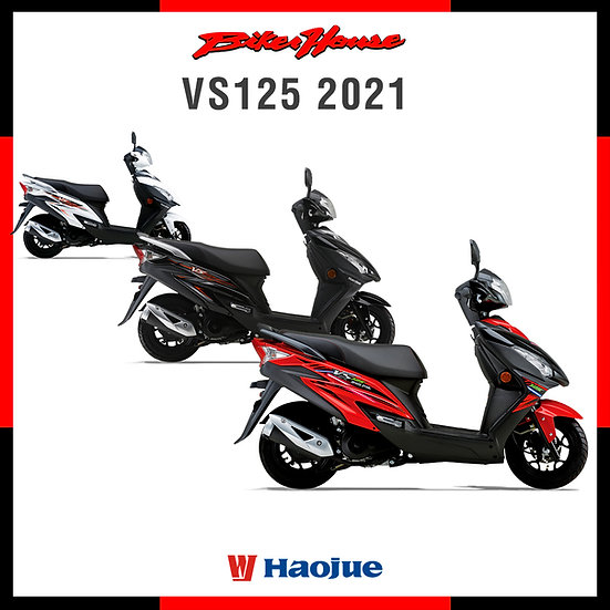 Haouje Scooter VS 125