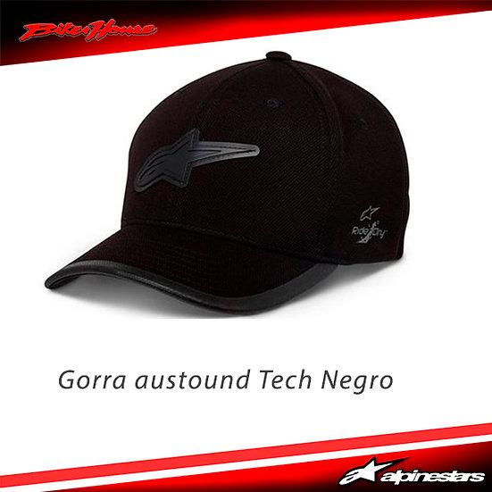 Gorra Alpinestars Austound Tech Negro