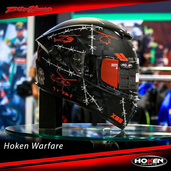 Casco Hoken Warfare