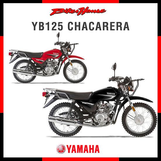 YAMAHA YB 125 CHACARERA