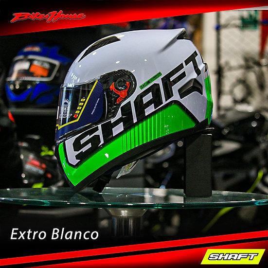 CASCO SHAFT SH-581 EXTRO BLANCO