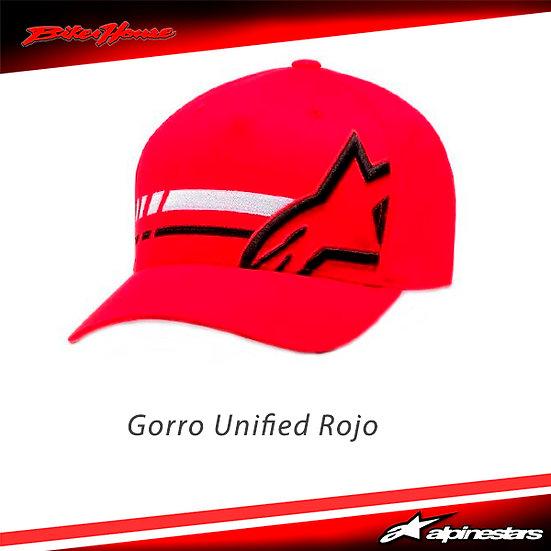 Gorro Alpinestars Unified Rojo