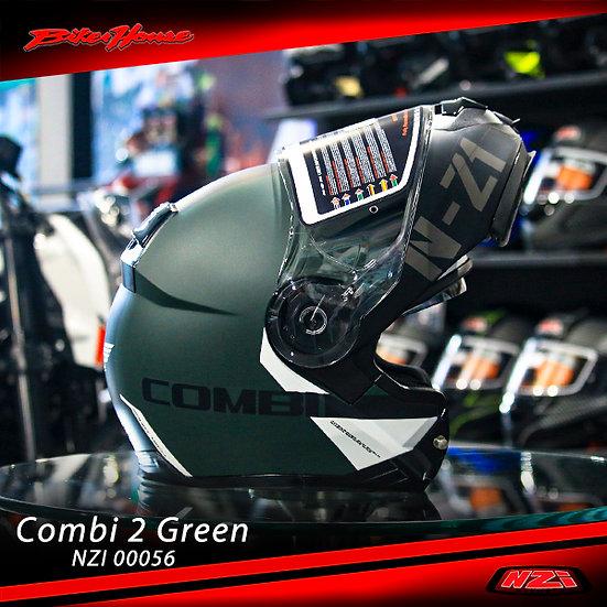 CASCO NZI COMBI 2 FLYDECK GREEN MATE