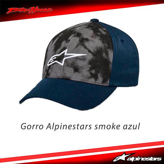 Gorro Alpinestars Smoke Azul