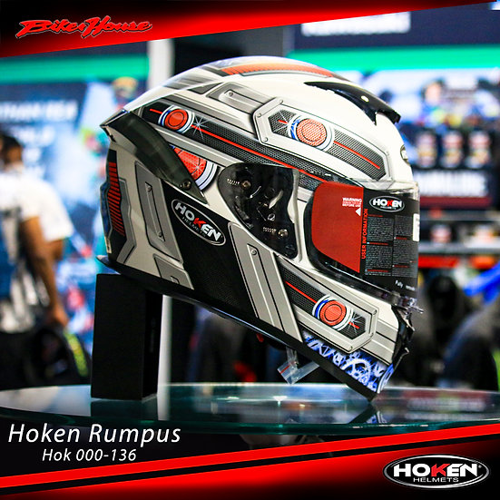 Casco Hoken Rumpus