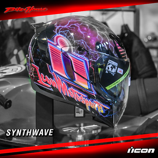 Icon Synthwave