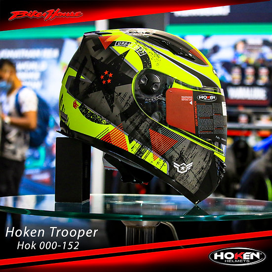 Casco Hoken Trooper