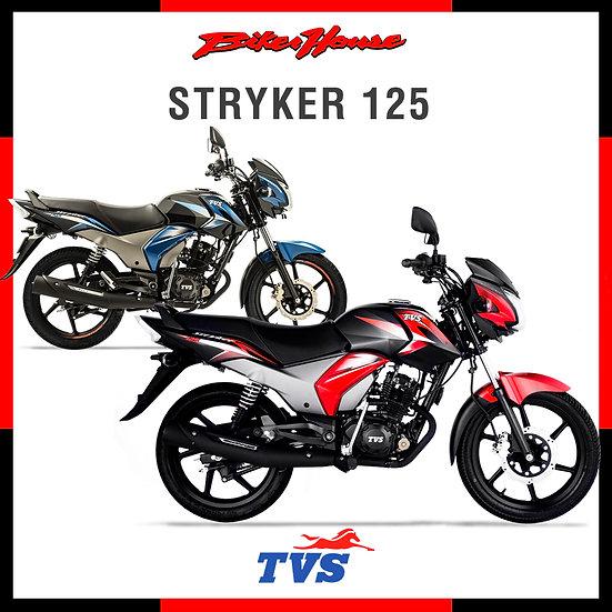 TVS Stryker 125