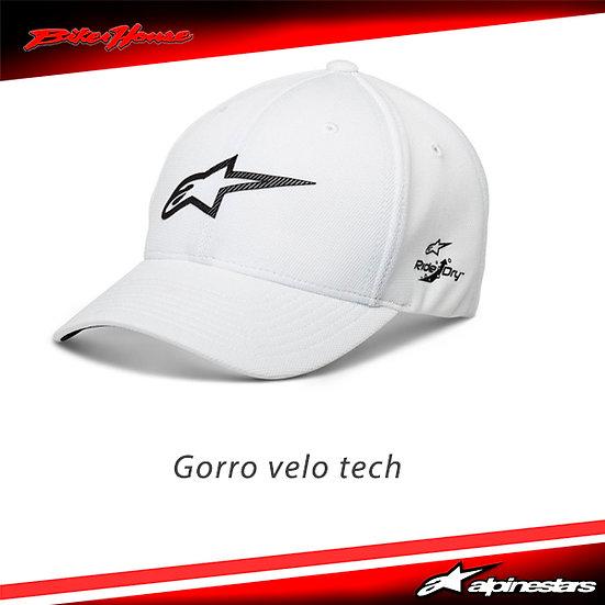 Gorro Alpinestars Velo Tech Blanco