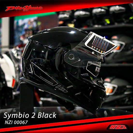 CASCO NZI SYMBIO 2 BLACK