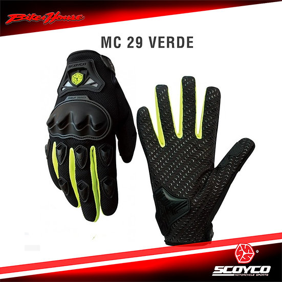Guantes Scoyco MC29