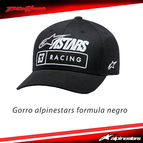Gorro Alpinestars Formula Negro