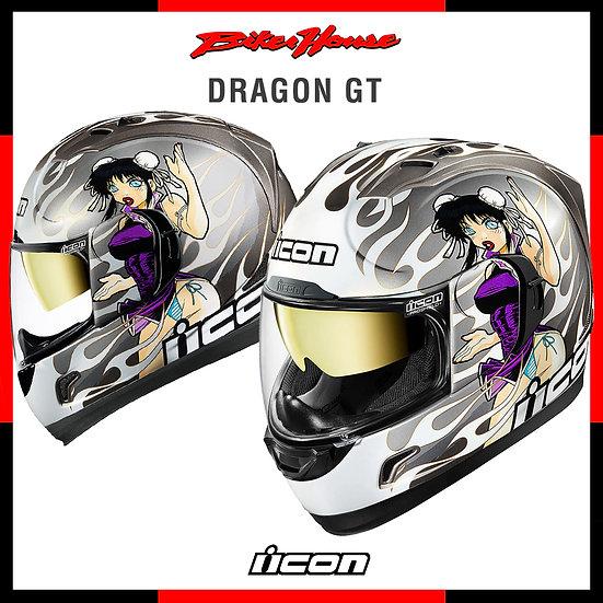 Casco Icon Dragon Lady