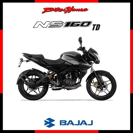 Bajaj Pulsar NS160TD
