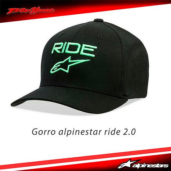 Gorro Alpinestars Ride 2.0