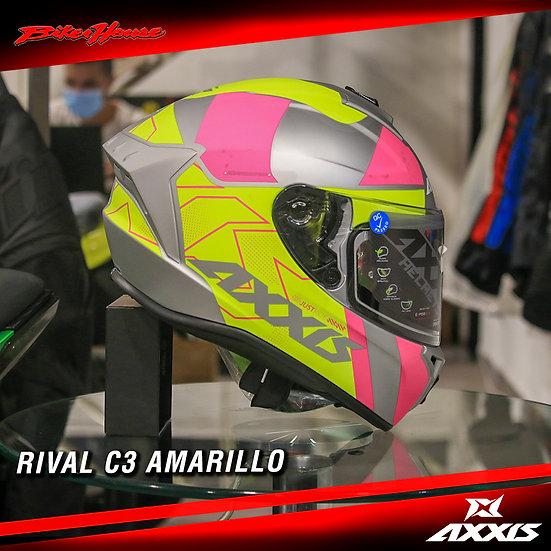 Axxis Rival C3 amarillo