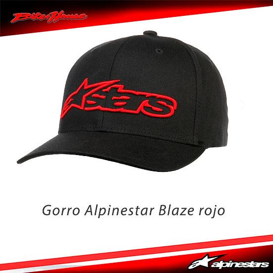 Gorro Alpinestars Blaze Rojo
